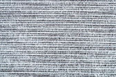 Black Synthetics Fabric Rough Texture use for Background. — Stock Photo