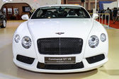 Bentley Continental GT V8. — Stock Photo