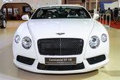 Bentley continental gt v8. — Foto de Stock