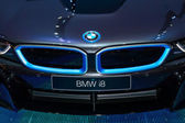 BMW The All-New i8. — Stock Photo