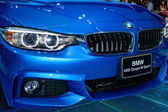 BMW 420i Coupe M Sport. — Stock Photo