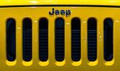 Jeep wrangler. — Stok fotoğraf