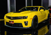 Chevrolet Camaro ZL1. — Stock Photo