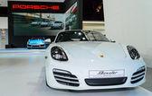 Porsche boxster — Zdjęcie stockowe