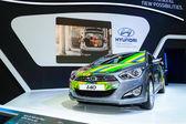 Hyundai i40 Brazil Edition Skin — Zdjęcie stockowe