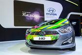 Hyundai i40 Brazil Edition Skin — Stockfoto