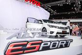 Toyota All New Corolla ALTIS ESport — Stock Photo