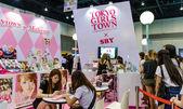 BANGKOK - MAY 10 : Tokyo Girls Town by Tokyo Girls Collection bo — Zdjęcie stockowe