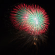 Stock Photo: Fireworks