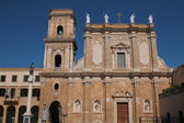 Cathedral of Brindisi — Stock Photo