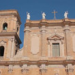 Stock Video: Cathedral of Brindisi