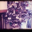 Stock Video: Vintage 8mm. Christmas tree