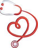Stethoscope — Stock Vector
