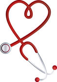 Stetoskop — Wektor stockowy