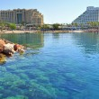Stock Photo: Beach town of Eilat