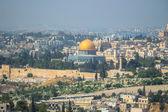 Panorama in Jerusalem — Stock Photo