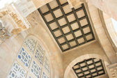 Ceiling in the Church of All Nations at Gethsemane — Foto Stock