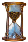 Coffee clocks — Stock Photo
