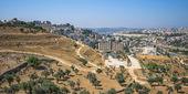 Around Jerusalem — Stock Photo