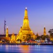 Prang of Wat Arun, Bangkok ,Thailand — Stock Photo #26649413