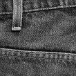Denim jeans texture, background — Stock Photo
