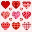 Valentine's Day — Stock Vector