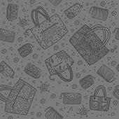 Vector bags — Stock Vector