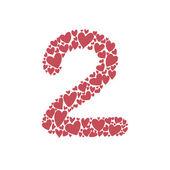номер два — Cтоковый вектор