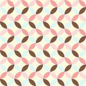 абстрактный геометрический рисунок ретро — Cтоковый вектор