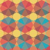 Geometric pattern — Stockvector