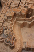 Physical model of jaisalmer — Стоковое фото