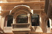 Architecture of jaisalmer rajasthan india — Stock Photo