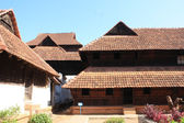 Kerala architecture of padmanabhapuram palace — Stock Photo