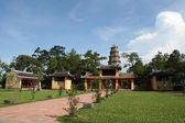 Thien Mu monastery — Stock Photo