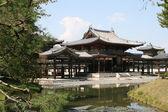 Byodoin temple in Uji — Stock Photo