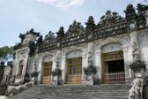 Tomb of Emperor Khai Dinh — Stock Photo