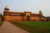 Agra red fort — Stock Photo