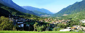 Camonica Valley — Stock Photo