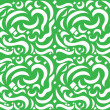 Stockvektor : Arabic Letter Seamless Pattern