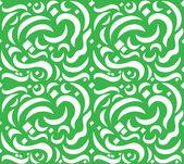 Arabischer Buchstabe nahtlose Muster — Stockvektor