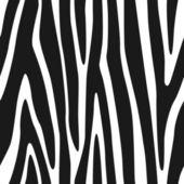 Zebra pruhy bezešvé vzor 4 — Stock vektor