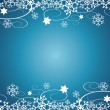 Decorative Christmas Border Vector — Stock Vector #30501099