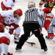 Ice Hockey — Foto Stock