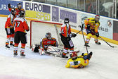 Ice Hockey — Stock Photo