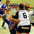 Handball game — Stock fotografie #12731189