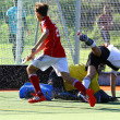 Field hockey - Stockfoto