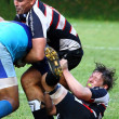 Mens rugby - Foto Stock