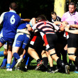 Mens rugby — Foto Stock