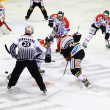 Ice Hockey — Stock fotografie