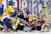 Hockey sur glace — Photo